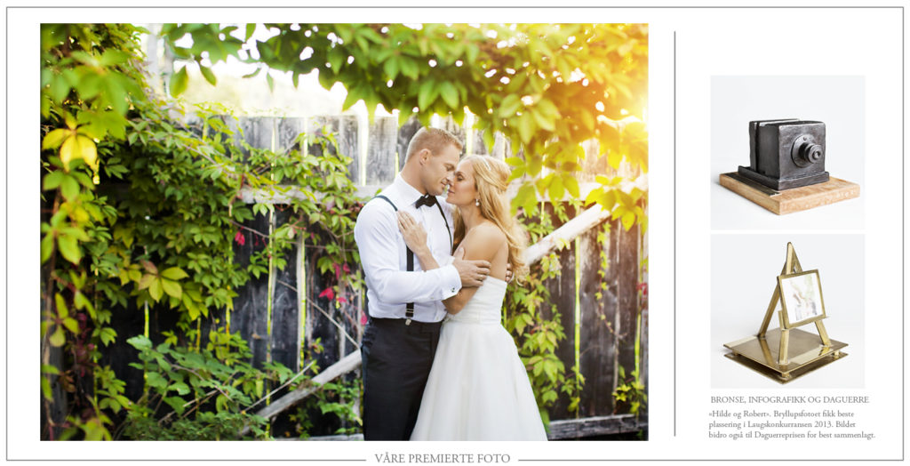 Bryllupsfoto Hilde og Robert. Bryllupsfoto tatt i Sarpsborg.